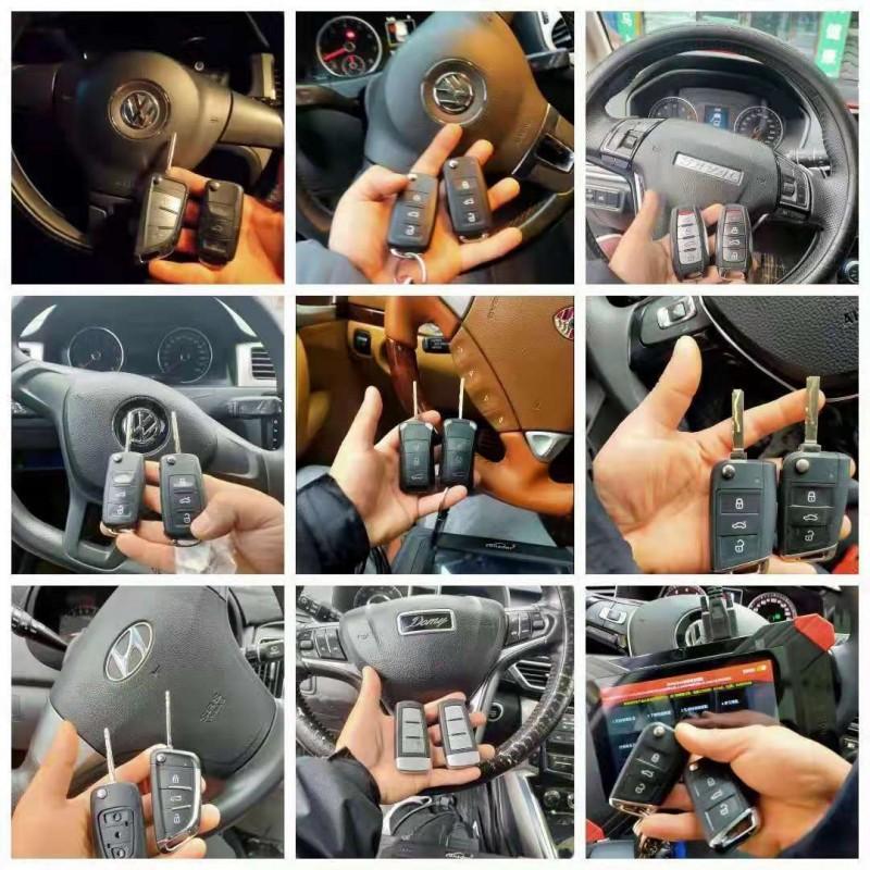 石柱配汽车钥匙一般多少钱?