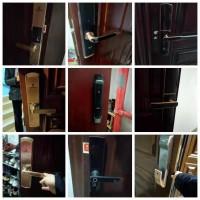 对于平常石柱换锁防盗门开锁换锁注意事项
